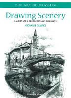 Drawing Scenery: Landscapes, Seascapes and Buildings (Paperback)
