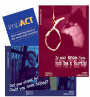 ImpACT: Anti-bullying Posters for Teens and Twenties (CD-ROM)