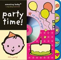 Party Time - Amazing Baby (Hardback)