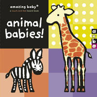 Amazing Baby: Animal Babies (Hardback)