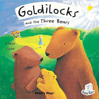 Goldilocks and the Three Bears - Flip-Up Fairy Tales (Paperback)