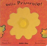 Hello Primrose - Little Petals S. (Board book)