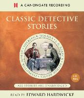 Classic Detective Stories (CD-Audio)