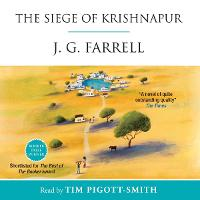 The Siege Of Krishnapur (CD-Audio)