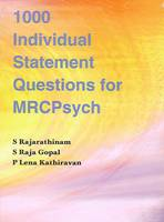 1000 Individual Statement Questions for MRCPsych