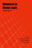 Advances in Modal Logic: v. 6 (Paperback)