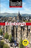 Time Out Edinburgh City Guide (Paperback)