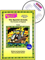 The Spanish Armada: Script and Score: The Invasion of England - Educational Musicals S. (Spiral bound)