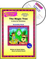 The Magic Tree - A Story for Christmas (Assembly Pack) - Educational Musicals - Assembly Pack S. (Spiral bound)
