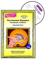 The Ancient Olympics - The Olympic Traditions (Assembly Pack) - Educational Musicals - Assembly Pack S. (Spiral bound)