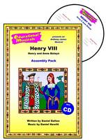 Henry VIII: Henry and Anne Boleyn (Assembly Pack) - Educational Musicals - Assembly Pack S. (Spiral bound)