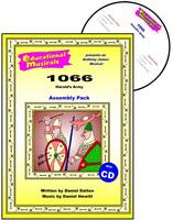 1066: Harold's Army (Assembly Pack) - Educational Musicals - Assembly Pack S. (Spiral bound)