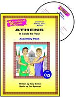 Athens: It Could be You! (Assembly Pack) - Educational Musicals S. (Spiral bound)