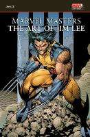 Marvel Masters: The Art Of Jim Lee (Paperback)