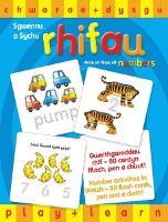 Chwarae a Dysgu: Sgwennu a Sychu - Rhifau / Play and Learn: Write on Wipe off - Numbers
