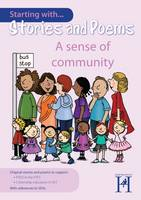 Starting with Stories and Poems... a Sense of Community - Starting with Stories and Poems (Paperback)