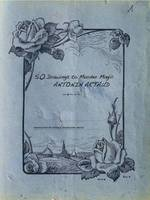 50 Drawings to Murder Magic: Antonin Artaud - The French List (Hardback)