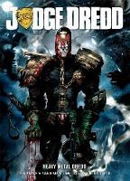 Judge Dredd: The Complete Heavy Metal Dredd (Paperback)