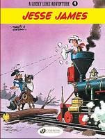 Jesse James - Lucky Luke Adventure S. v. 4 (Paperback)