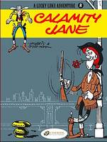 Lucky Luke: Calamity Jane v. 8 (Paperback)