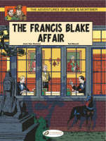 The Adventures of Blake and Mortimer: The Francis Blake Affair v. 4 (Paperback)