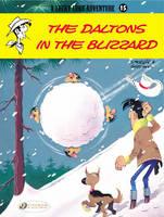 Lucky Luke: Daltons in the Blizzard v. 15 (Paperback)