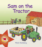 Sam on the Tractor - Red Elephant Series No.16 (Paperback)