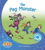 The Peg Monster - Blue Elephant Series No. 3 (Paperback)