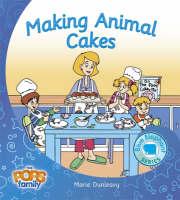 Making Animal Cakes - Blue Elephant Series No. 5 (Paperback)