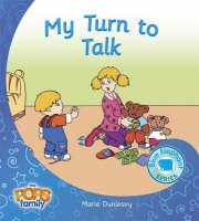 My Turn to Talk - Blue Elephant Series No. 15 (Paperback)