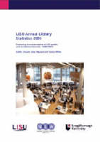 LISU Annual Library Statistics 2006: Featuring Trend Analysis of UK Public and Academic Libraries 1995-2005 - LISU Annual Library Statistics (Spiral bound)