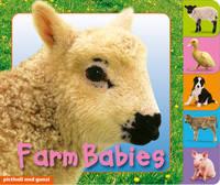 Farm Babies - Animal Tabs (Board book)