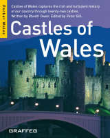Castles of Wales: Castles of Wales Captures the Rich and Turbulent History of Our Country Through Twenty-two Castles (Paperback)