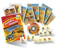 Handa's Surprise Talk and Play Story Pack - Come Alive Stories