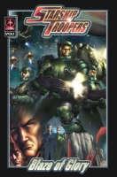 Starship Troopers: Blaze of Glory: Volume 1 (Paperback)