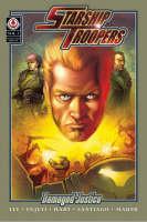 Starship Troopers: Damaged Justice v. 3 (Paperback)