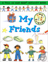 My Friends - First Record Book S. 3 (Paperback)