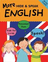 More Hide & Speak English - More Hide & Speak (Paperback)