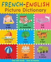 Picture Dictionary French-English - Picture Dictionary (Paperback)