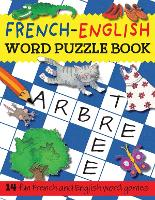 Word Puzzles French-English - Word Puzzles (Paperback)