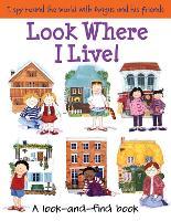 Look Where I Live - Look Where I Live (Paperback)