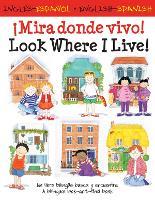 Look Where I Live/Mira donde vivo - Look Where I Live (Paperback)