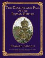 The Decline and Fall of the Roman Empire - Collector's Library Editions (Hardback)
