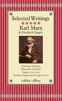 Communist Manifesto, Wages Price and Profit, Capital, Socialism: Utopian and Scientific - Collector's Library (Hardback)