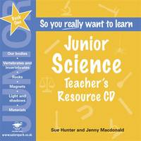 Junior Science: Teacher's Resource Bk. 1 (CD-Audio)