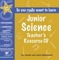 Junior Science: Teacher's Resource Bk. 3 (CD-Audio)