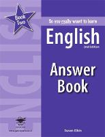 So You Really Want to Learn English: Answer Book Book 2 (Paperback)