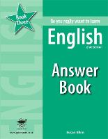 So you really want to learn English Book 3 Answer Book (Paperback)