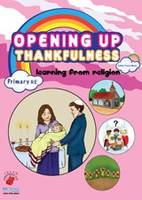 Opening Up Thankfulness - Opening Up RE (Paperback)