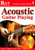 Acoustic Guitar Playing: Grade 1 (Paperback)